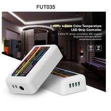 FUT035 FUT036 FUT037 FUT038 FUT039 FUTD02 Miboxer 2.4G single color CCT RGB RGBW DMX512 RGB+CCT dimmer led strip controller