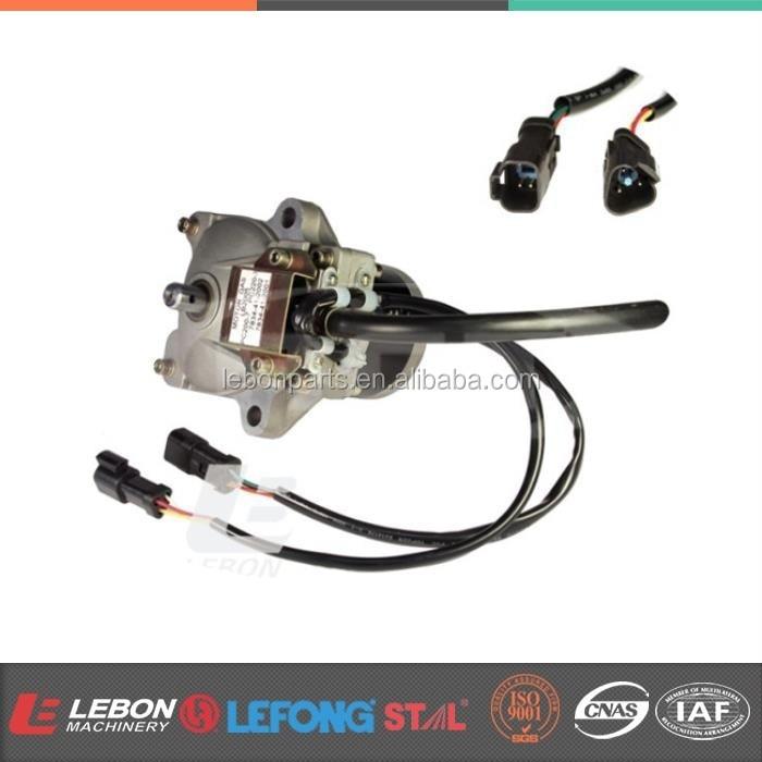 Polygonal Motor Throttle Control 7834-41-2000 7834-41-2002 7834-41-2001 Electric Accelerator Motor enlarge