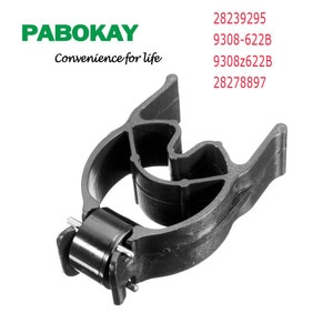 4 pieces x control valves 9308-622B 28239295 9308Z622B 28278897 black suitable for diesel common rail injector system