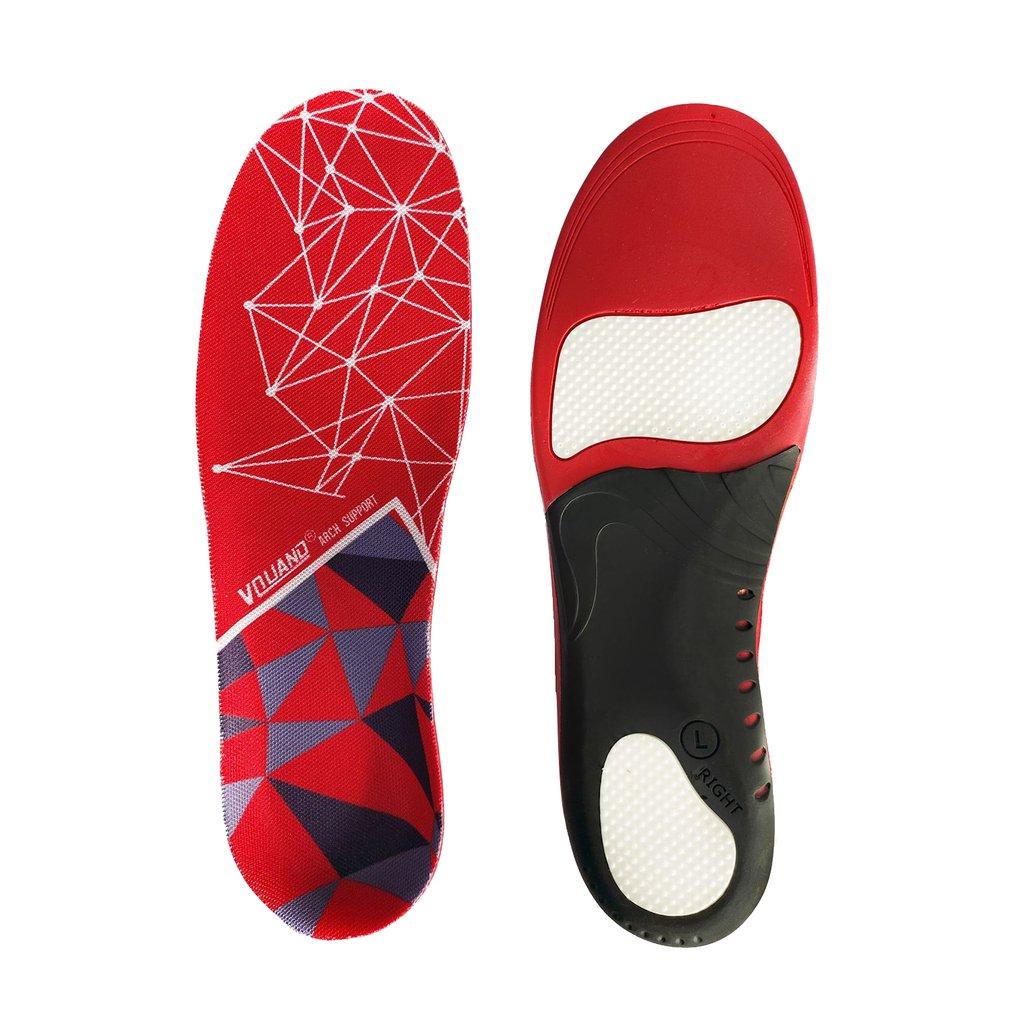 Ортопедические стельки с поддержкой свода стопы, ортопедические стельки, ортопедические вставки, эластичные дышащие вставки для обуви