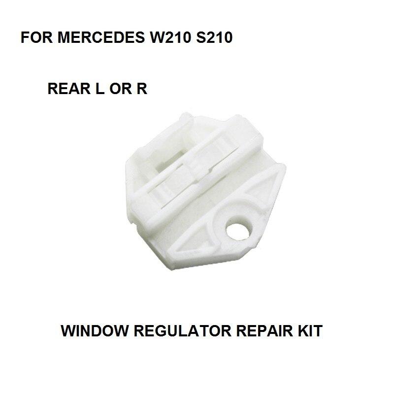 1991-2004 CLIPS para MERCEDES W210 S210/VAUXHALL/OPEL ASTRA F/G/ASTRA C kit de reparación de regulador de ventanilla trasera derecha o izquierda