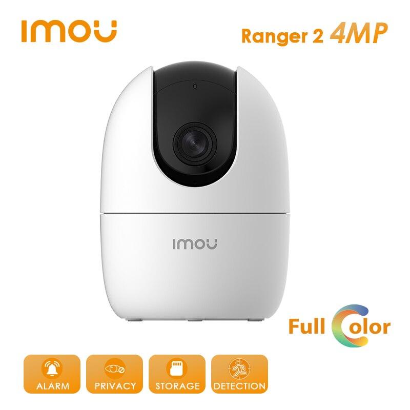 Dahua Imou Ranger 2 4MP IP Camera 360 Rotate Human Detection Night Vision Security Surveillance Wifi