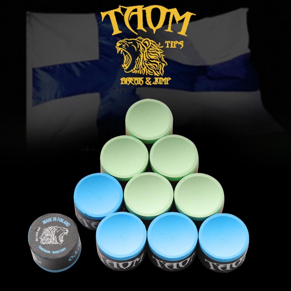 BRUNSWICK Kreide EINE Box12 Pcs Blau Billard Kreide Snooker Kreide Pool Queue Kosten-effektive Berufs Langlebig Billard Zubehör