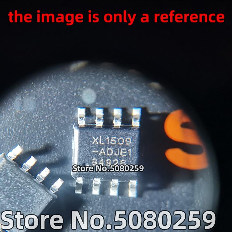 200/100/50PCS XL1509-5.0 XL1509-ADJ XL1509-3.3 XL1509-12 SOP8