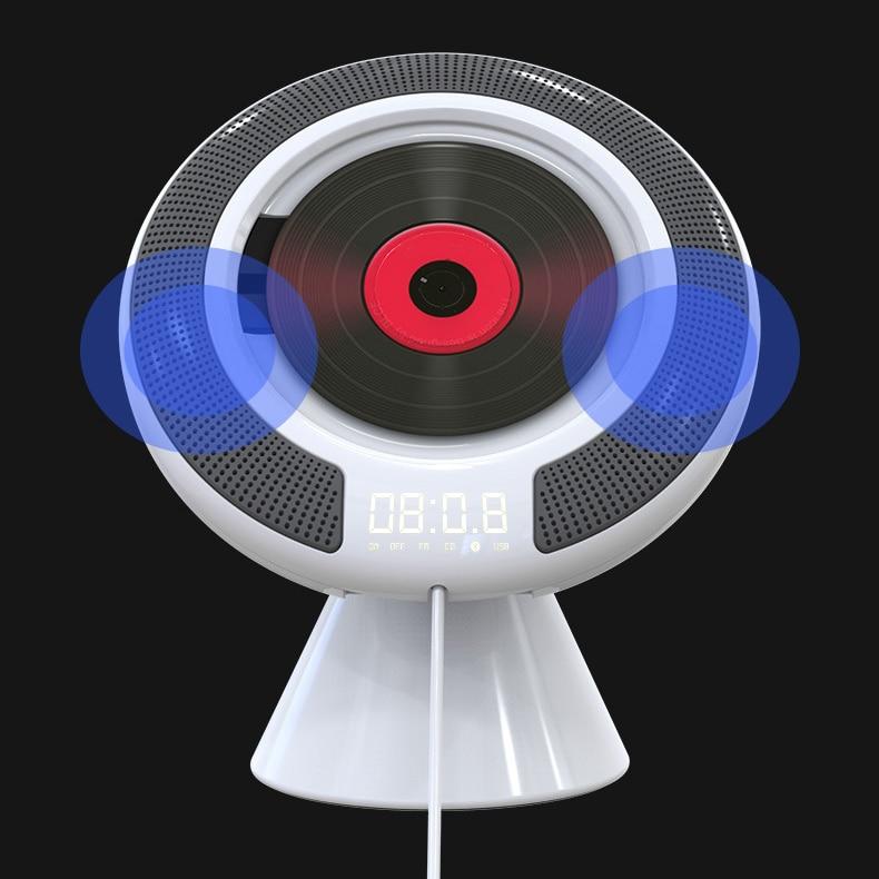 CD Player South Korea the Same CD Player Portable Pre-Natal Education Learning CD Repeater Walkman English enlarge