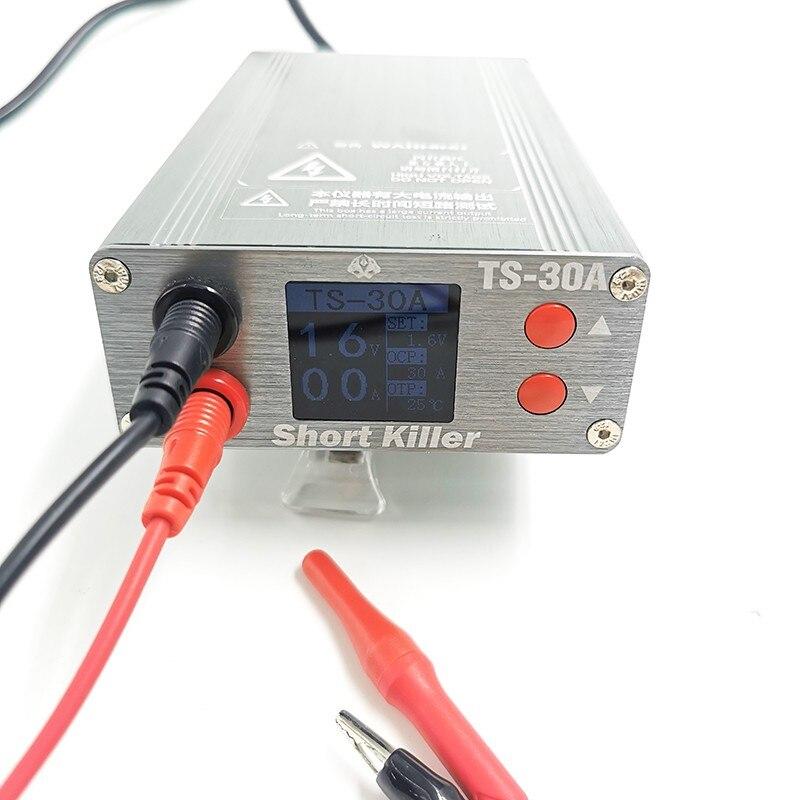 مربع TS-30A TS-20A قصيرة القاتل الهاتف اللوحة ماس كهربائى حرق إصلاح أداة مربع ل فون PCB ماس كهربائى إصلاح أدوات