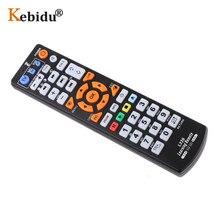 Kebidu для L336 ИК смарт пульт дистанционного управления ler с функцией обучения для TV CBL DVD SAT Универсальный ТВ пульт дистанционного управления