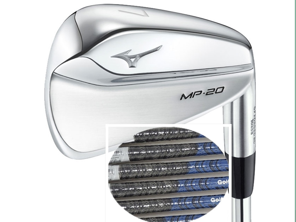 8PCS MP20  irons Set  Golf Forged Irons Professional blade back iron Golf Clubs 3-9P#  R/S Flex Steel Shaft With Head Cover