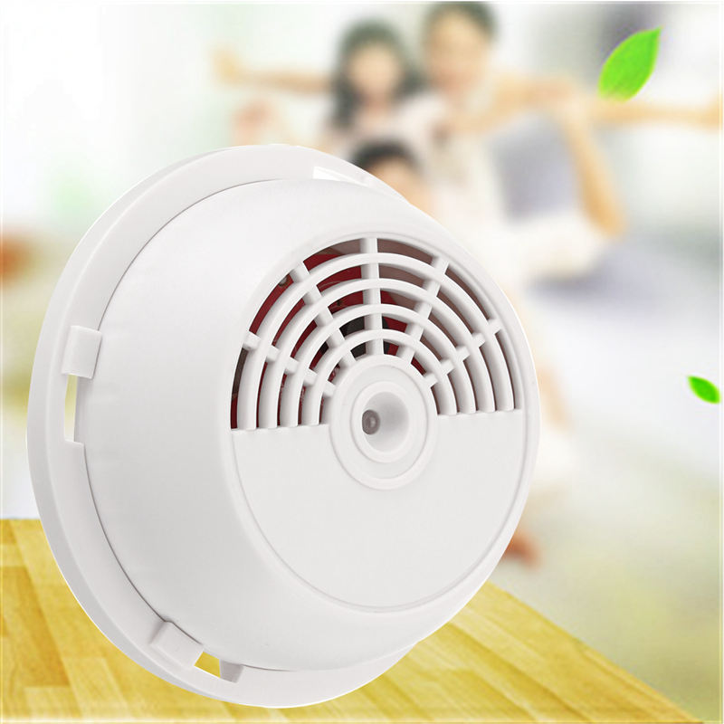 12V Portable Combustible Gas Leak Sensor Detector Natural Propane Butane Lpg Alarm Warning For Home Security enlarge