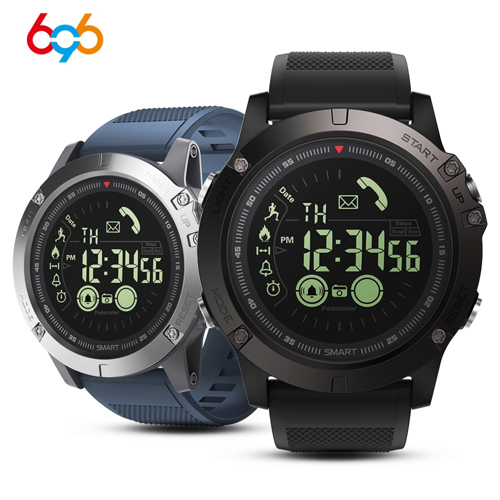 Waterproof Sports Smart Watch Passometer pedometer Control Photo Long Standby Men Smartwatch EX17S for iOS Android Huawei Xiaomi