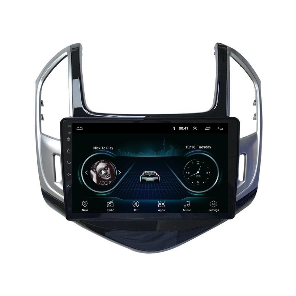 4G LTE Android 8,1 Für Chevrolet Cruze 2013 2014 2015 Multimedia Stereo Auto DVD Player Navigation GPS Radio