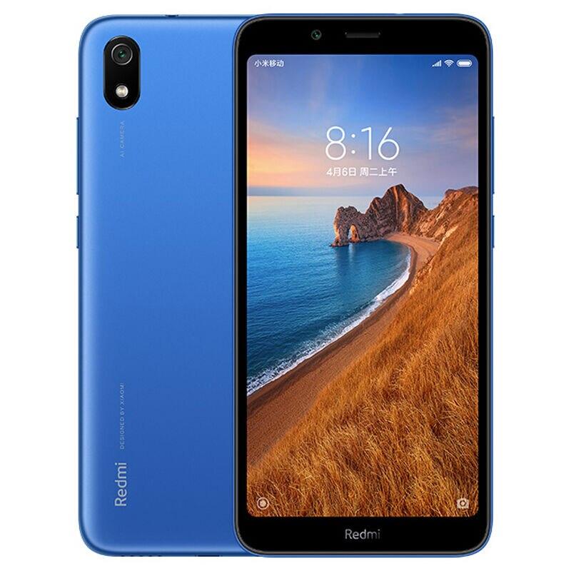 Global Firmware Xiaomi Redmi 7A 4GLTE 3GB 32GB Smartphone Snapdragon SDM439 Eight-core Processor 5.45'' Screen 4000mAh Battery