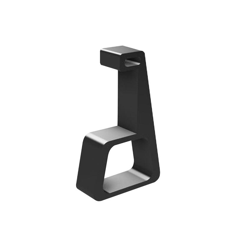 4 Uds. Para PS4 Slim Pro Base de la máquina de juego montaje plano accesorios de soporte de juego Host soporte de refrigeración Horizontal versión soporte