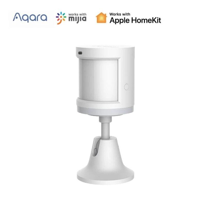Aqara Human Body Sensor Smart body Movement Motion Sensor Wireless ZigBee Connection holder Light Gateway