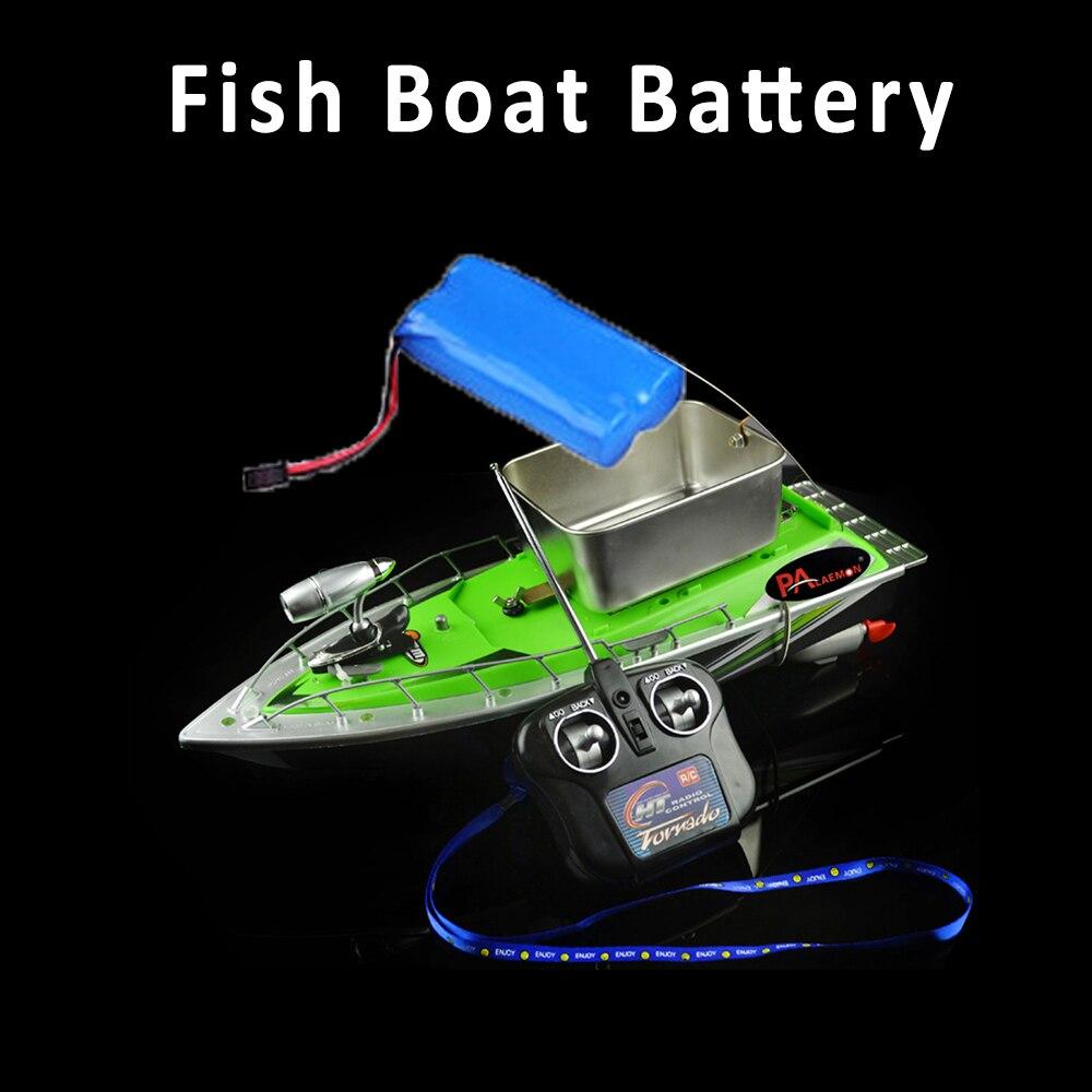 Speedboat Rc cebo barco batería barco de pesca barco de velocidad de Control remoto Barco de litio batterys Radio Control juguete barco Accesorios