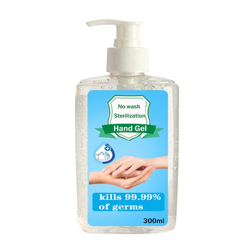 ¡Novedad de 2020! Crema de Gel bacteriostática portátil sin Alcohol para la salud, rociador de perfume en botella de 300ML, botella, modelo влататититаттитатиттит