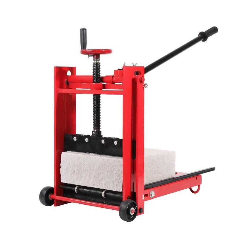 سميكة جديد bricklaying آلة دليل الخلوية كتلة الطوب آلة قطع الطوب الصحافة ضوء الطوب رغوة الطوب آلة قطع