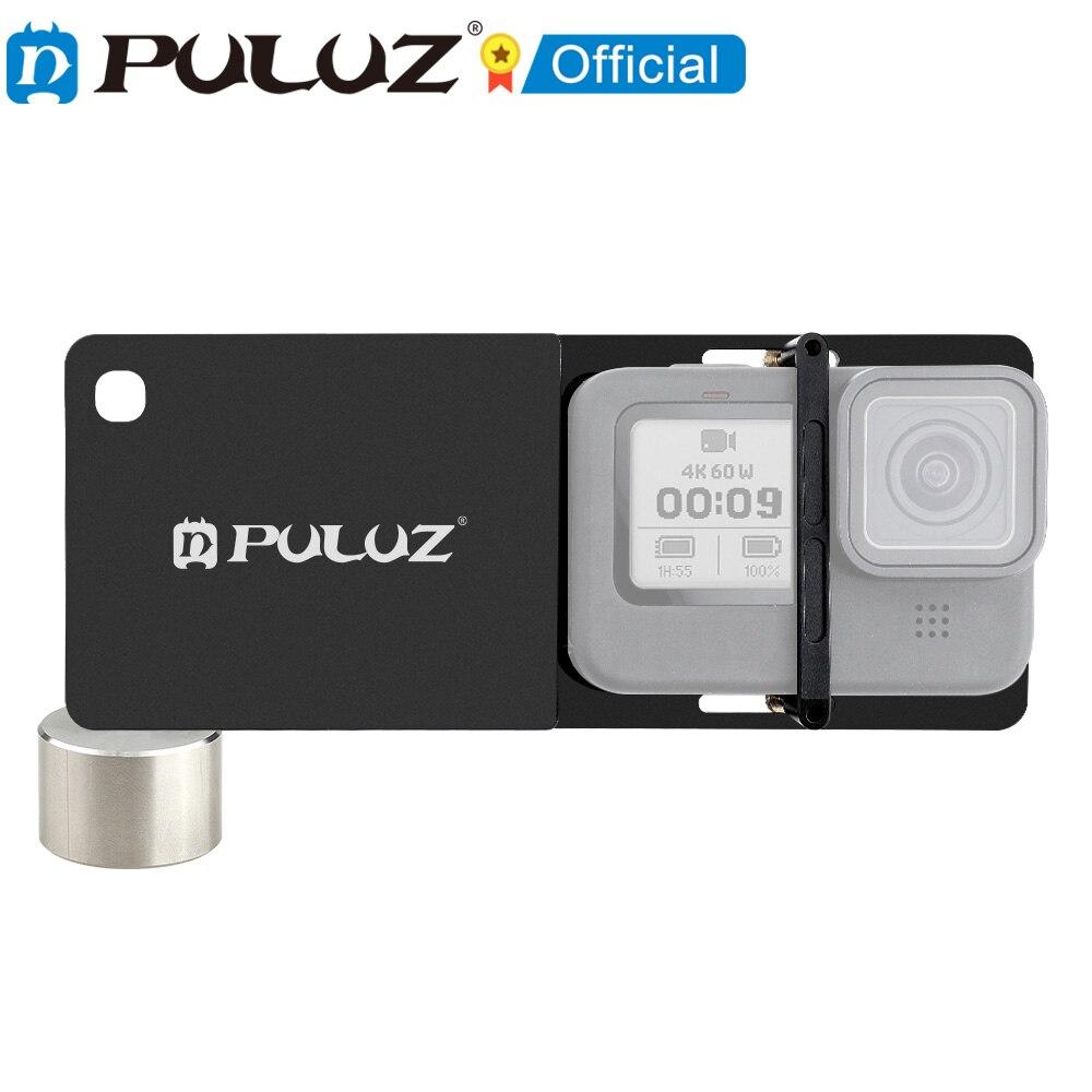 PULUZ-Adaptador de placa del interruptor para cmara de accin... cardn párr GoPro...