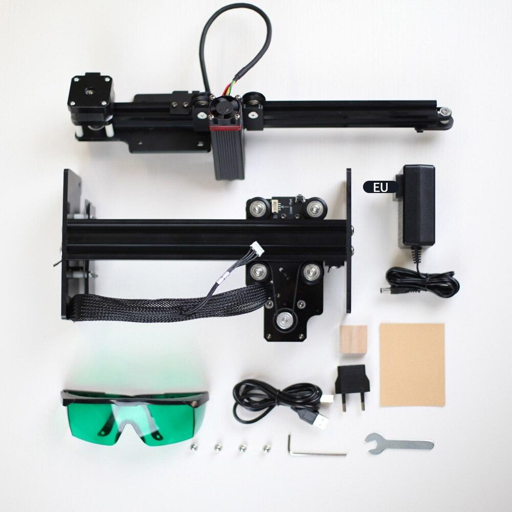 Лазерный гравер NEJE Master 2S 20 Вт, лазерный гравер, лазерный гравер, лазерный резак Lightburn, Bluetooth, управление через приложение