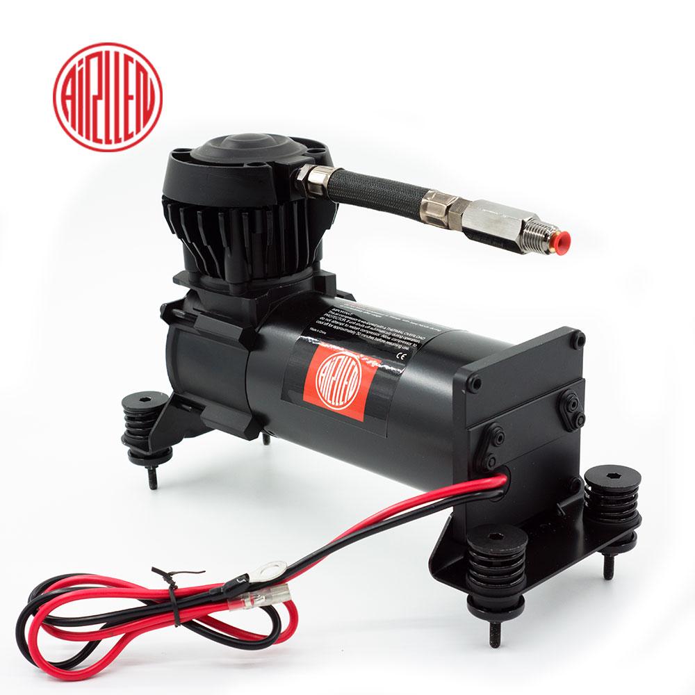 12 V silent air pump/200 PSI air compressor/truck air horn accessories/car air ride pump/Airllen air suspension compressor