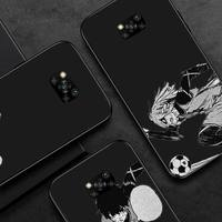 Чехол для телефона в стиле комиксов blue lock Passion football для Xiaomi redmi note mi 7 8 9 10 a s t pro max 4G