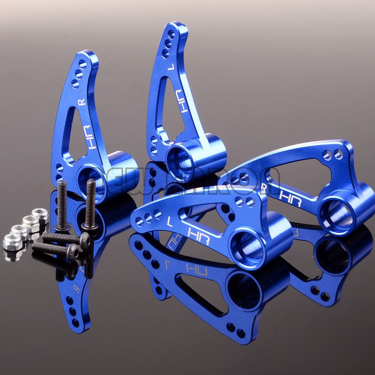 NEW ENRON 5358 Aluminum Front&Rear Multi-Mount Long Travel Rocker Arms for RC CAR Traxxas 1:10 Hot R