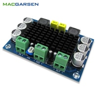 TPA3116 D2 Mono Digital Audio Amplifier Board Class D 100W Amplifiers DC12-26V DIY XH-M542 HIFI Amp Module