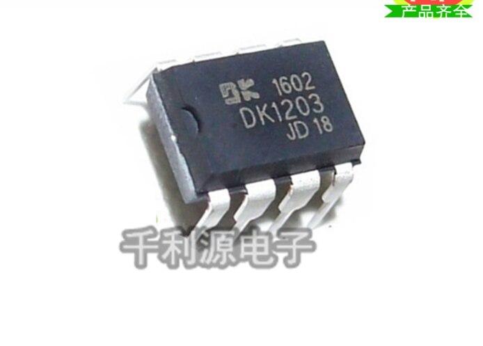 Xinyuan 10 TEILE/LOS DK1203 DIP-8 DIP Low power off line schalt netzteil steuer chip