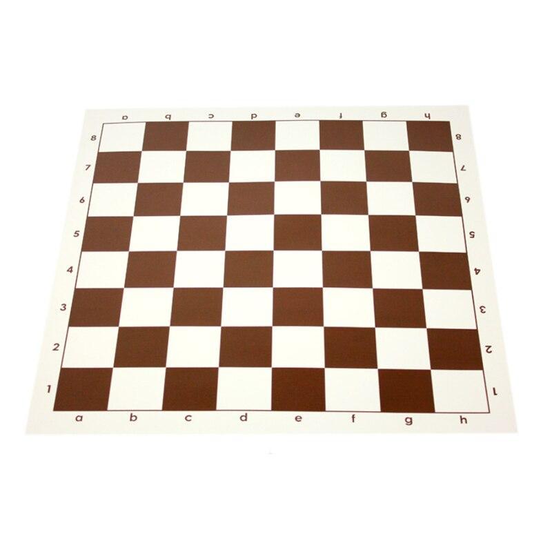¡Oferta! Tablero de ajedrez de alta calidad, nuevas de cuero, tablero de ajedrez chino go game, accesorios de ajedrez