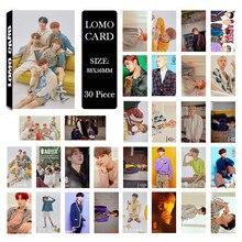 Tarjetas youcpop KPOP AB6IX álbum LOMO, nueva moda, papel hecho a sí mismo, tarjeta de foto, fotocopiadora LK657