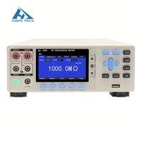 cht3545 dc resistance tester millohm meter