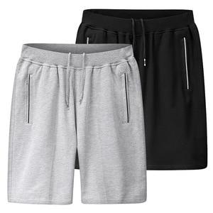 M-6XL Cotton Sport Shorts Men Summer Casual Home Stay Men's Running Shorts Sporting Men Shorts Jogging Short Pants Men Gym