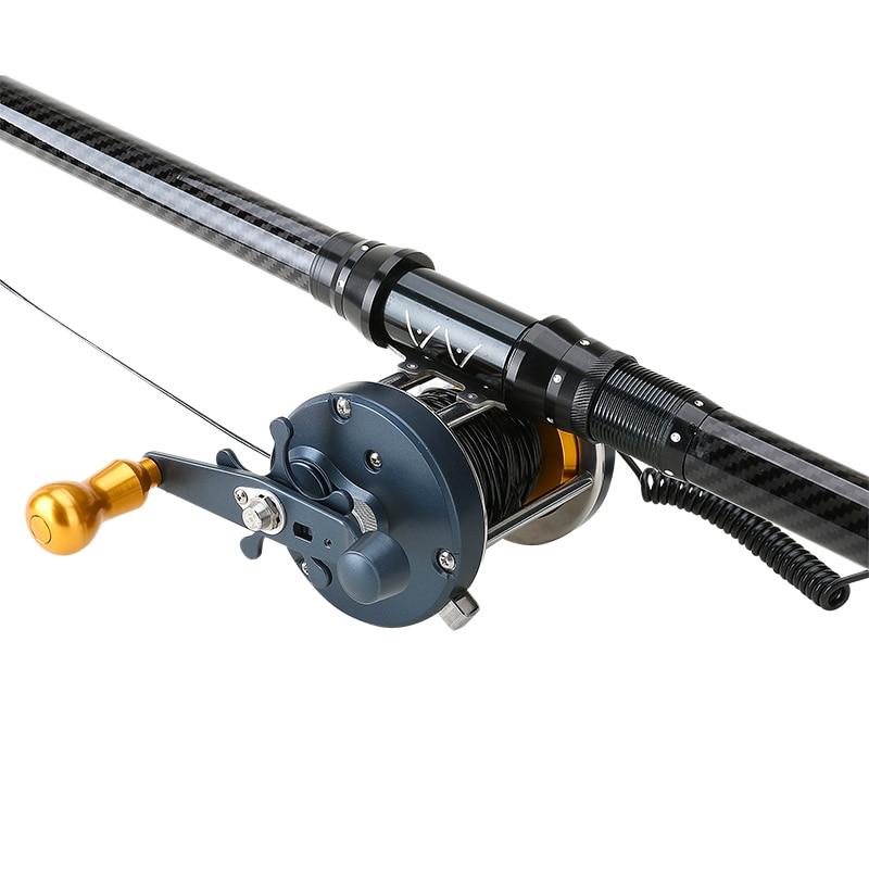 Camera Trolling Boat Drum  sea wheel Outdoor Metal Smooth High Hardness Gear Fishing Vessel Fish Reel for Fishing enlarge