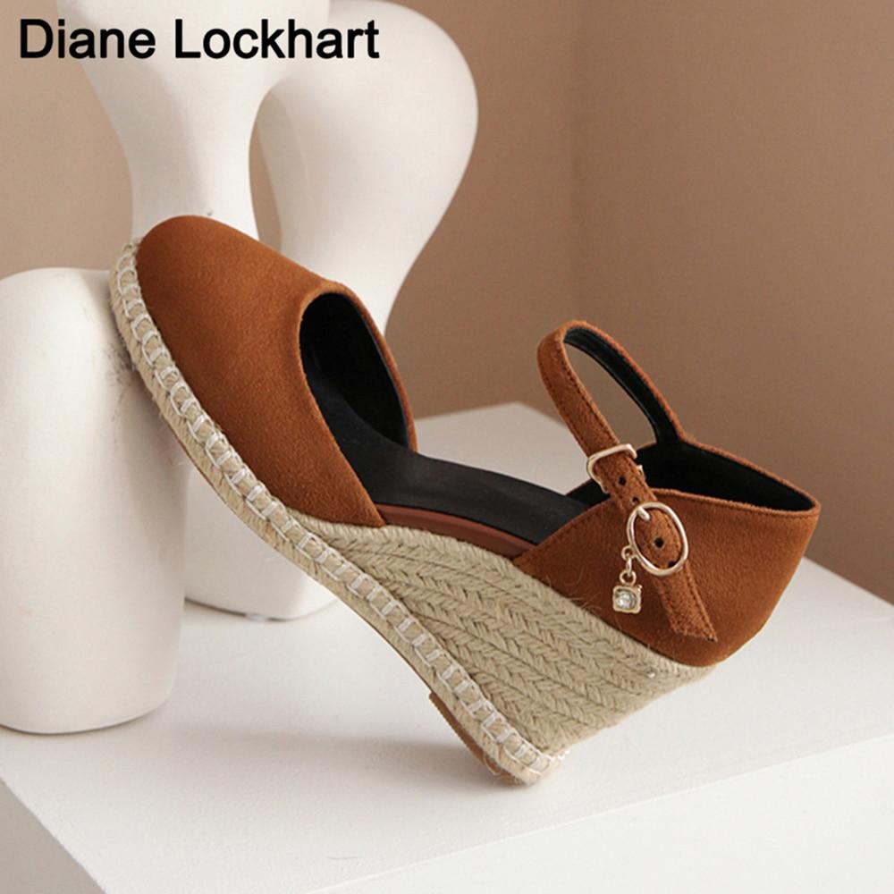 أحذية نسائية جديدة للربيع مناسبة للقدمين أحذية نسائية بكعب عالي للقدمين أحذية بكعب سهل الارتداء بمقدمة مستديرة أحذية نسائية