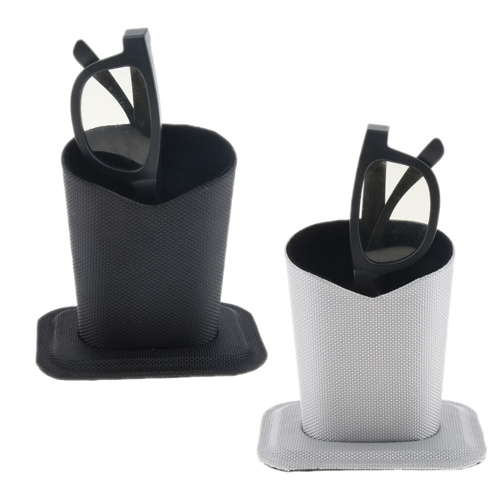 Soporte antiarañazos para gafas, estuche protector para gafas, organizador de escritorio para escritorios y mesitas de noche