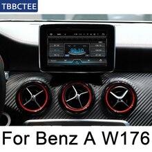 Autoradio et navigation gps   Pour Mercedes Benz classe A W176, 2015 ~ 2019 NTG, Android, lecteur de voiture, Style original, AutoRadio, gps, écran HD, wifi