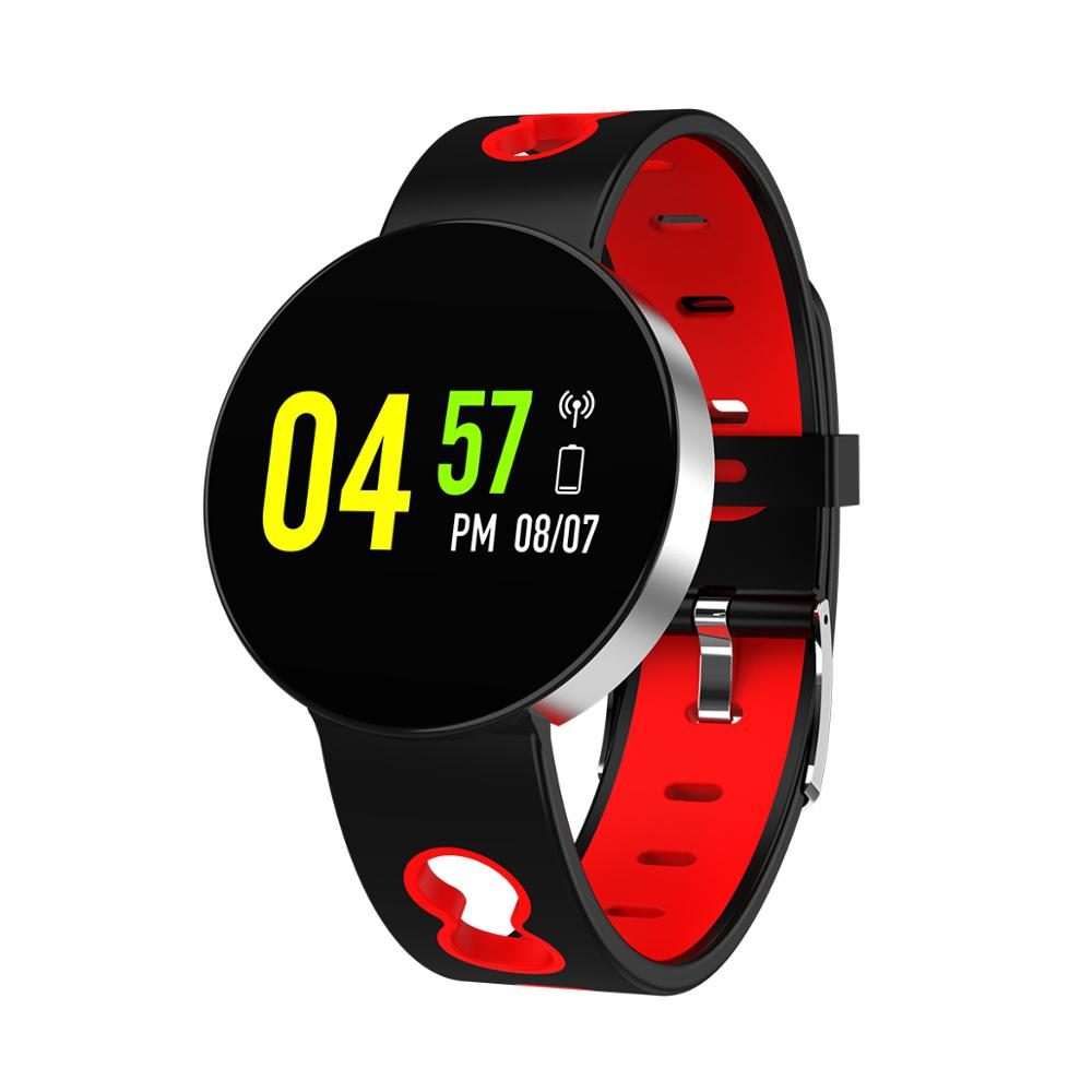 Kudly x11 Healthy heart rate android Смарт-часы западный стиль кровяное давление, умные часы IP67 водонепроницаемые akilli bileklik