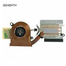 Ordinateur portable CPU ventilateur de refroidissement dissipateur thermique pour DELL Latitude E5289 5289 7389 0R2X0G R2X0G