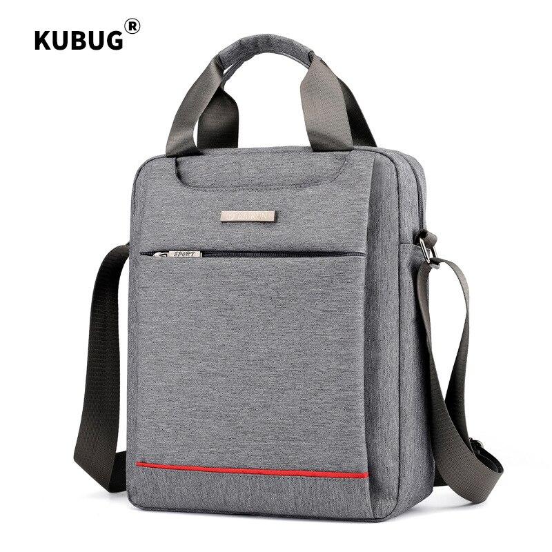 KUBUG جديد حقائب ترفيه حقيبة أعمال الموضة أكسفورد الرجال حقيبة يد حقيبة أعمال عادية حقيبة الكتف متعدد الطبقات الشباب