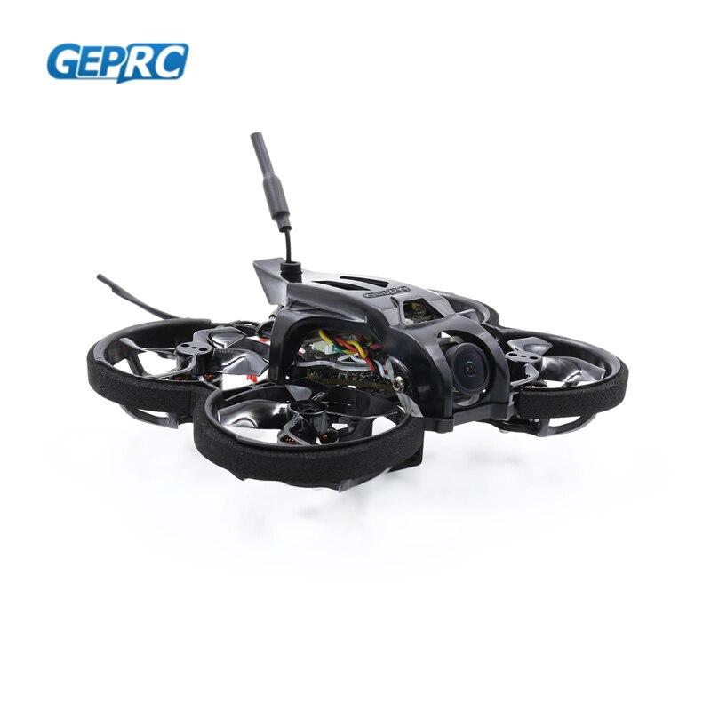 GEPRC TinyGO 1,6 дюймов 1S FPV закрытый Дрон Whoop FPV Racing RC RTF w/ Runcam камера 5,8G VTX GR8 пульт дистанционного управления RG1 очки