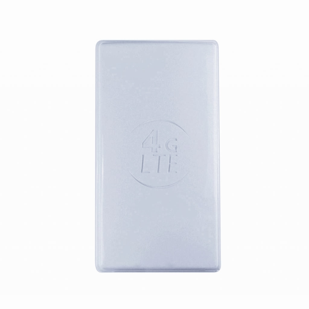 4G LTE MIMO هوائي خارجي 24BDI LTE لوحة الاستقطاب المزدوج هوائي N أنثى موصل لهواوي ZTE4G راوتر
