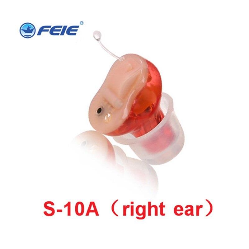 Новый программируемый слуховой аппарат мини для усиления звука цифровой в ухо
