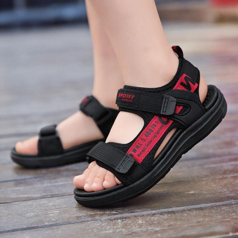Sandalias de chico s, zapatos de playa para niño, sandalias de verano para niños, zapatos para niño pequeño, zapatos deportivos a la moda para chico, tenis infantil
