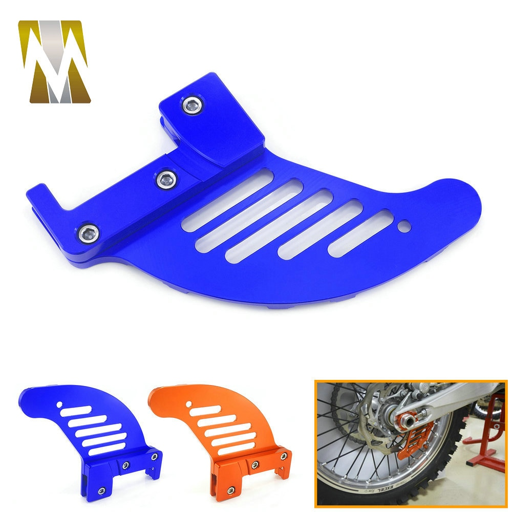 Rear Brake Disc Guard For KTM SX XC XCW SXF SX-F EXC EXC-F XCF-W 125 150 200 250 300 350 400 450 500 525 Decorative Shell Cover areyourshop for 250 400 450 520 525 xcf w exc ex 525 mxc xcw 59039104000 magneto stator generator coil parts 59039104200 motor