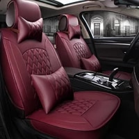 zrcgl universal flx car seat covers for alfa romeo giulia stelvio 2017 auto styling car accessories