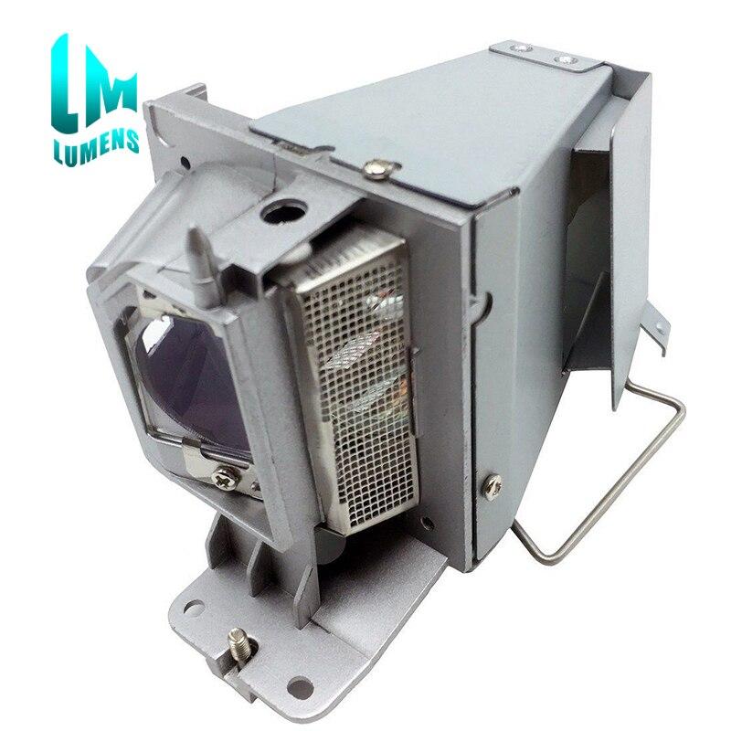 Lâmpada do Projetor para P1283 X133pwh com Habitação Alta Qualidade Substituição X113h P1383w P1383wh X113ph Mc. Jh111.001