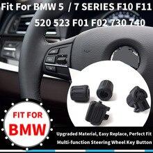 Araba çok fonksiyonlu direksiyon sol sağ düğme anahtarı kontrol düğmesi BMW 3/5/6/7 serisi f30 F35 F10 F11 F18 F12 F13 F01 F02