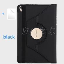 Convient pour Hua Wei MediaPad M6 modèle SCM-W09 / AL09 tablette PC 360 étui de protection rotatif 10.8 pouces + film