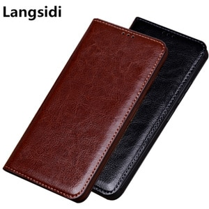 Business retro vintage crazy horse genuine leather cover phone cases for OnePlus 9R/OnePlus 9 Pro/OnePlus 9 phone bag case cover