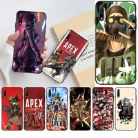 apex legends phone case for huawei honor 30 20 10 9 8 8x 8c v30 lite view pro